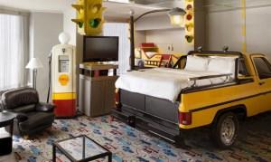 Fantasyland, hotel original