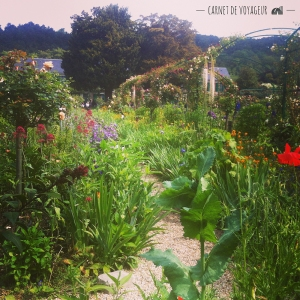 jardins giverny clos normand